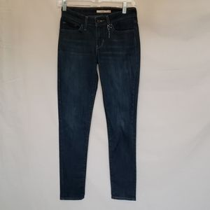 Levis Strauss & Co 711 Skinny Jeans